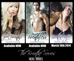 the breathe series - all books
